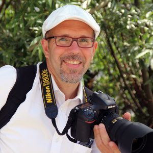 Prendre une photo avec Eric Escoffier - Fondateur et formateur de Déclenchermalin