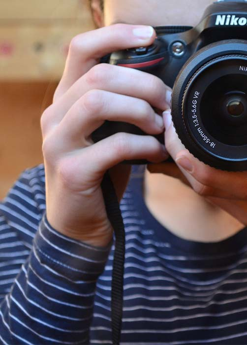 apprendre la photo - image texte