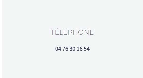 telephone - contact