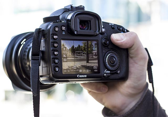 réglage appareil photo - image déclencher malin