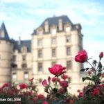 Le chateau de Vizille pour un stage photo pour associations