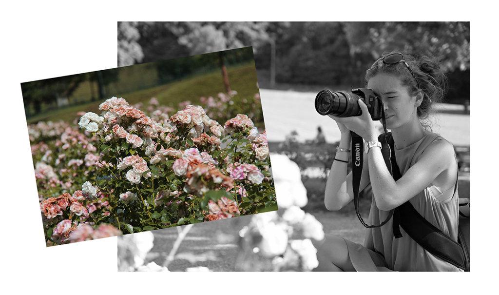 Amateur photo en action